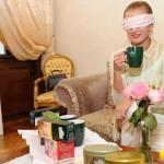 Jirešová měla za úkol poznat, o jaký druh čaje jde