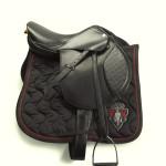 Sedlo Gucci ze speciální kolekce Equestrian