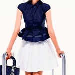 Outfit z kolekce Cruise 2013 Dior