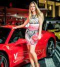 Bara si luxusni vuz vyhledla na nedavne prehlidce Fendi v Advantage Cars