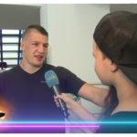 Boxer Daniel Táborský nejen o svém tvrdém sportu