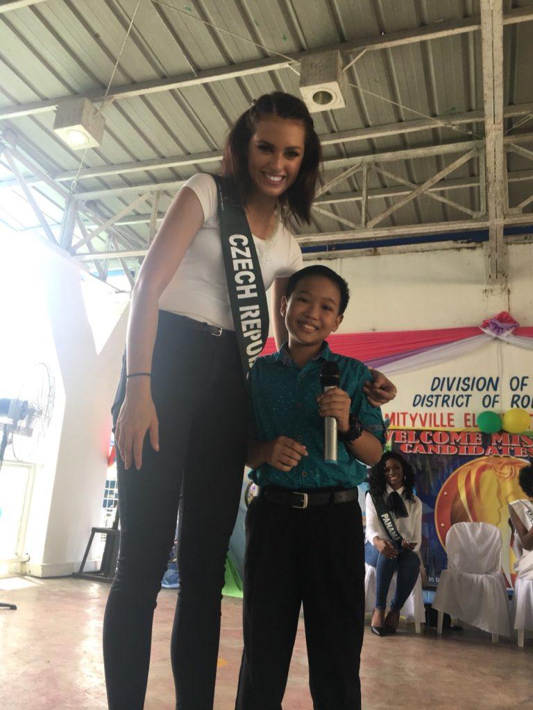rande s americkou dívkou na Filipínách datování velkých rybníků