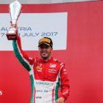 Antonio Fuoco už ví, jak chutná vítězství v závodě F2
