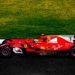 Vozy Ferrari jsou nepostradatelnou součástí serialu F1
