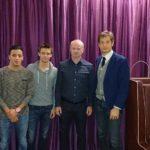 Fuoco i Deléteraz se objevili v Praze, aby potvrdili smlouvu s Charouz Racing System
