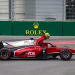 V sobotu musel Švýcar ze závodu odstoupit