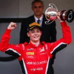 Louis Delétraz si v Monaku dojel pro druhé místo