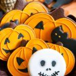14654753 - halloween cookies