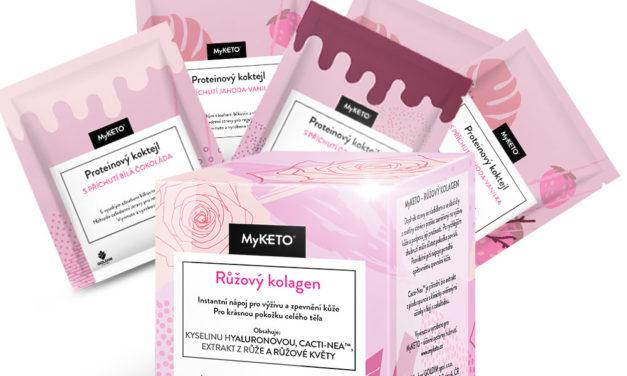 Romantický balíček od MyKETO potěší nejen  na Valentýna