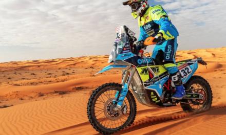 Michek se připravuje na Rallye Dakar. Zvládl nakoupit za pouhou minutu?