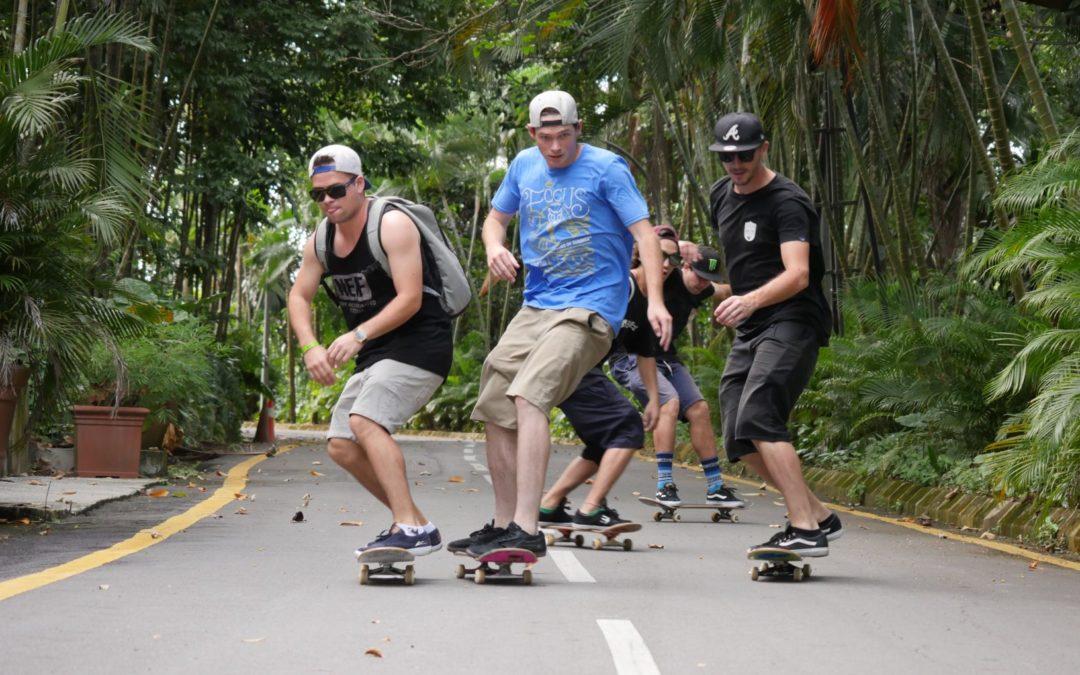 Máte rádi adrenalin? Dokument o skatetrippingu je přesně pro vás