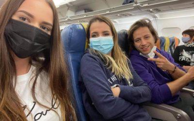 Peroutka málem nestihl letadlo do Egypta! Spletl si totiž letiště