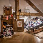 Villa Pellé otevírá Muzeum Lichožroutů Galiny Miklínové