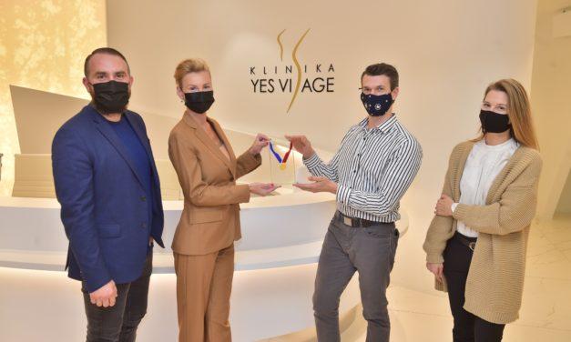 Klinika YES VISAGE je nejdůvěryhodnější českou značkou v oboru estetická medicína