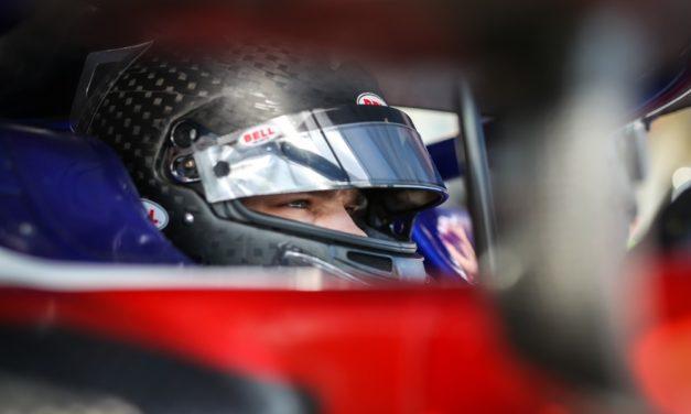 Charouz Racing System představuje jezdce pro sezónu F2
