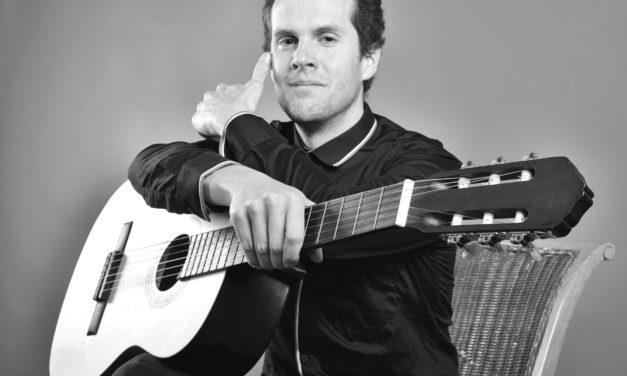 """Skladatel a kytarista Lukáš Sommer představí v Košicích světovou premiéru """"Funky Concerto"""""""