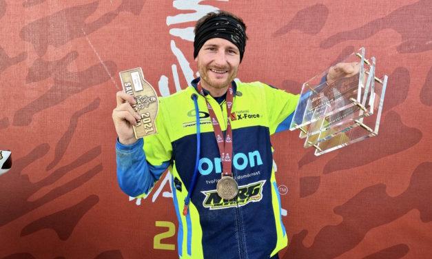 Michek získal Zlatá řídítka: Dakar se mu opět fantasticky povedl