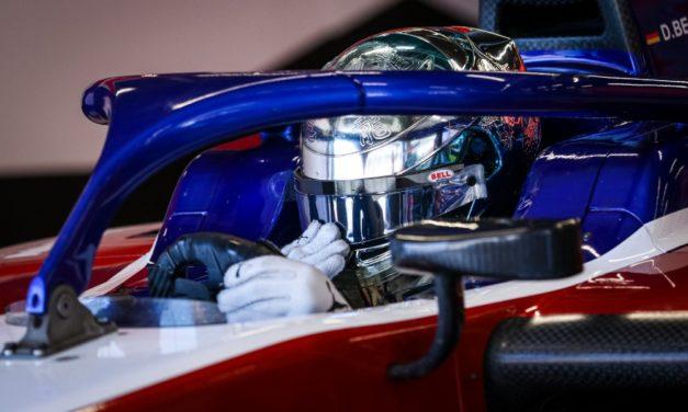 Charouz Racing absolvoval testy v Barceloně: Tým se zaměřil hlavně na simulaci závodů