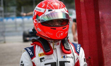 Kvalifikace F3 v Barceloně: Charouz Racing System nakročil k úspěchu díky Saergantovi