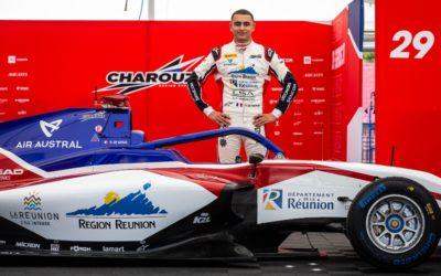 V Barceloně začala sezóna F3: Charouz Racing System bral dobré body