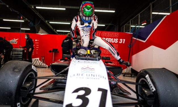 Charouz Racing System pojede F3 s hvězdnou sestavou: Fittipaldi, Sargeant a De Gerus!