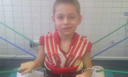 """""""Karlova lípa naděje"""" chce dát naději dvanáctiletému Jiříkovi"""