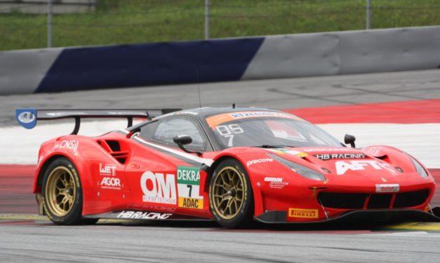 Monza: DTM vykročila do nové éry vítězstvím Liama Lawsona na Ferrari