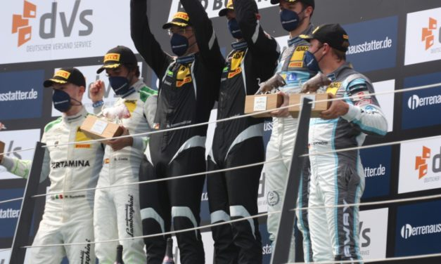 Německé mistrovství GT na Red Bull Ringu: Porsche a Corvette bodovaly naplno