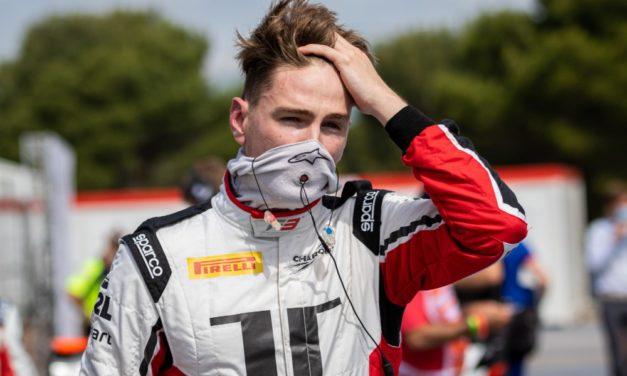 Kvalifikace F3 v Le Castellet: Sargeant vyrazí ze třetího místa