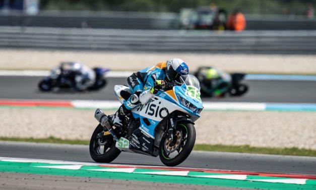 Motocyklista König vybojoval v Nizozemsku dvanácté místo v posledním kole
