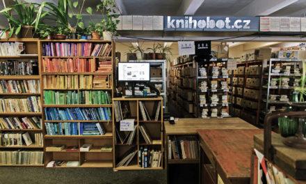 Po Praze vyjedou knihotaxíky. Pomůžou lidem s prodejem knížek, které už v knihovně nechtějí