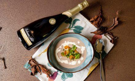 Barevné podzimní menu doplňte o sklenku skvělého vína