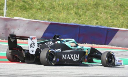 European Formula Open v Rakousku: Podle scénáře Red Bullu