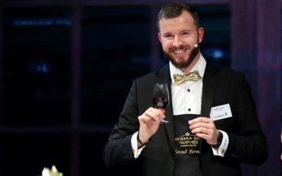 Nejlepším sommelierem Česka je Matouš Forman